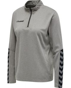 Hummel AUTH. Half Zip Sweat Woman 204929