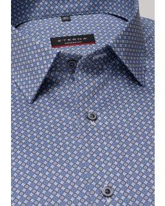 Eterna Skjorte Print 3425 Modern Fit