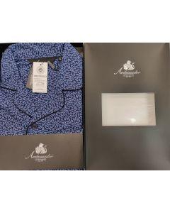 Ambassador Pyjamas Satin 10-9