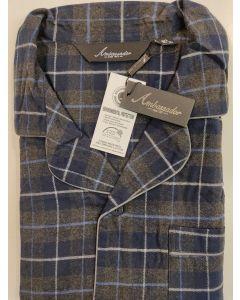 Ambassador Flonnels Pyjamas 95-3