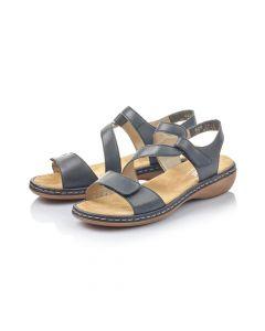 Rieker Dame Sandal 659c7-15