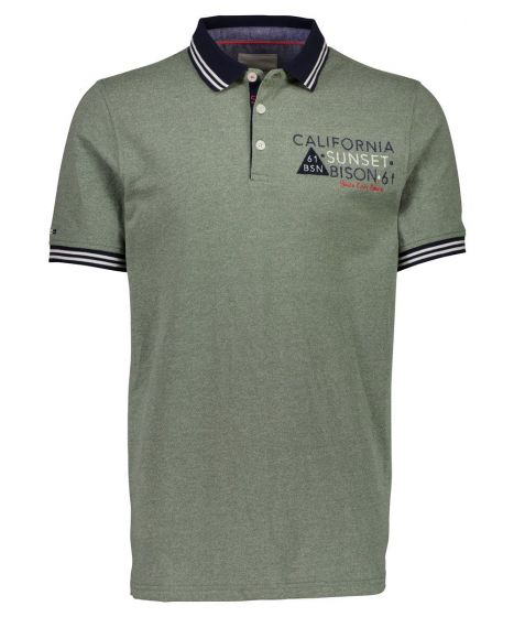 Bison Polo T-Shirts 80-431006