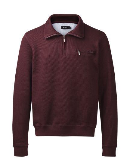 Belika Antwerp 1/4 Zip Sweatshirts 50271 1001 12006