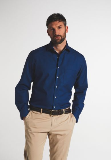 Eterna Skjorte Struktur 3270 Modern Fit