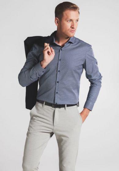 Eterna Skjorte Super Slim Fit 3379