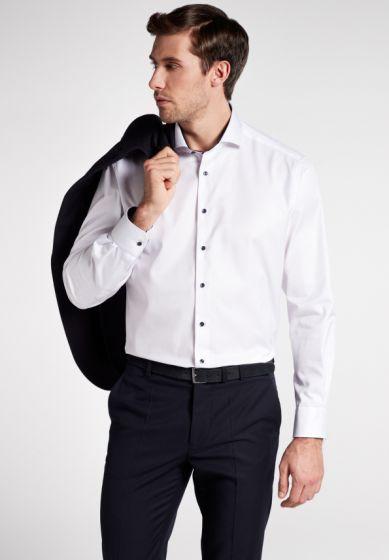 Eterna Skjorte Cover Twill 8819 Comfort