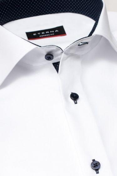 Eterna Skjorte 8100 Kort Ærmet Modern