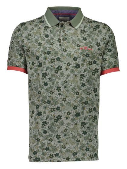 Bison Polo T-Shirt 80-432004
