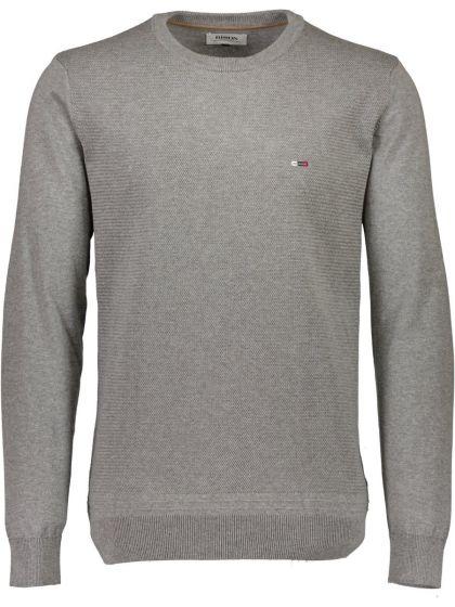 Bison Strik / Sweat grå